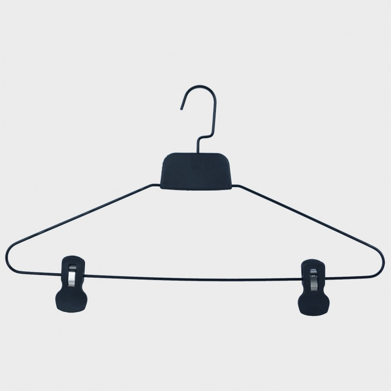 Wire hanger with clips - Top Bagage International